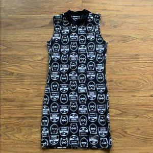 Sexy StarWars Bodycon Dress